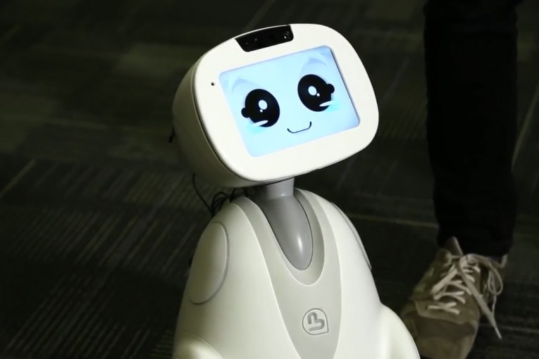 TechCrunch | Buddy Robot Interview