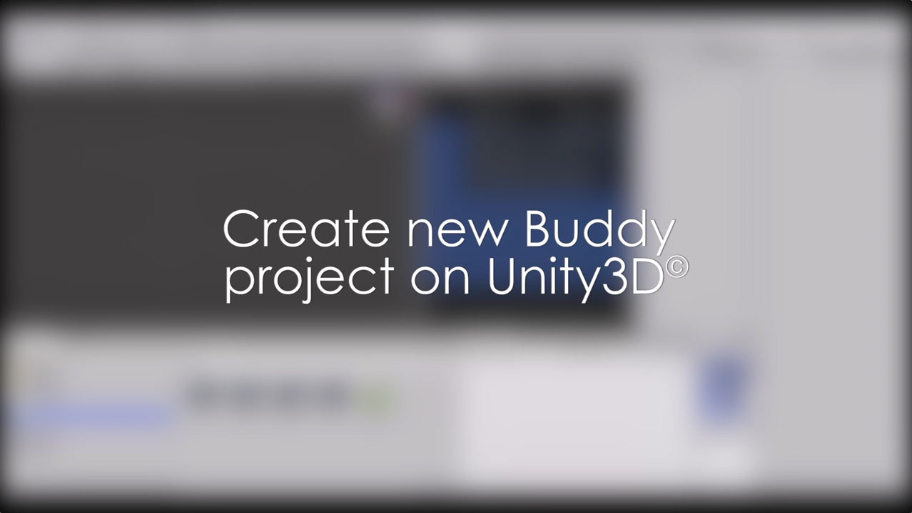 Buddy SDK Preview Vidéo V3