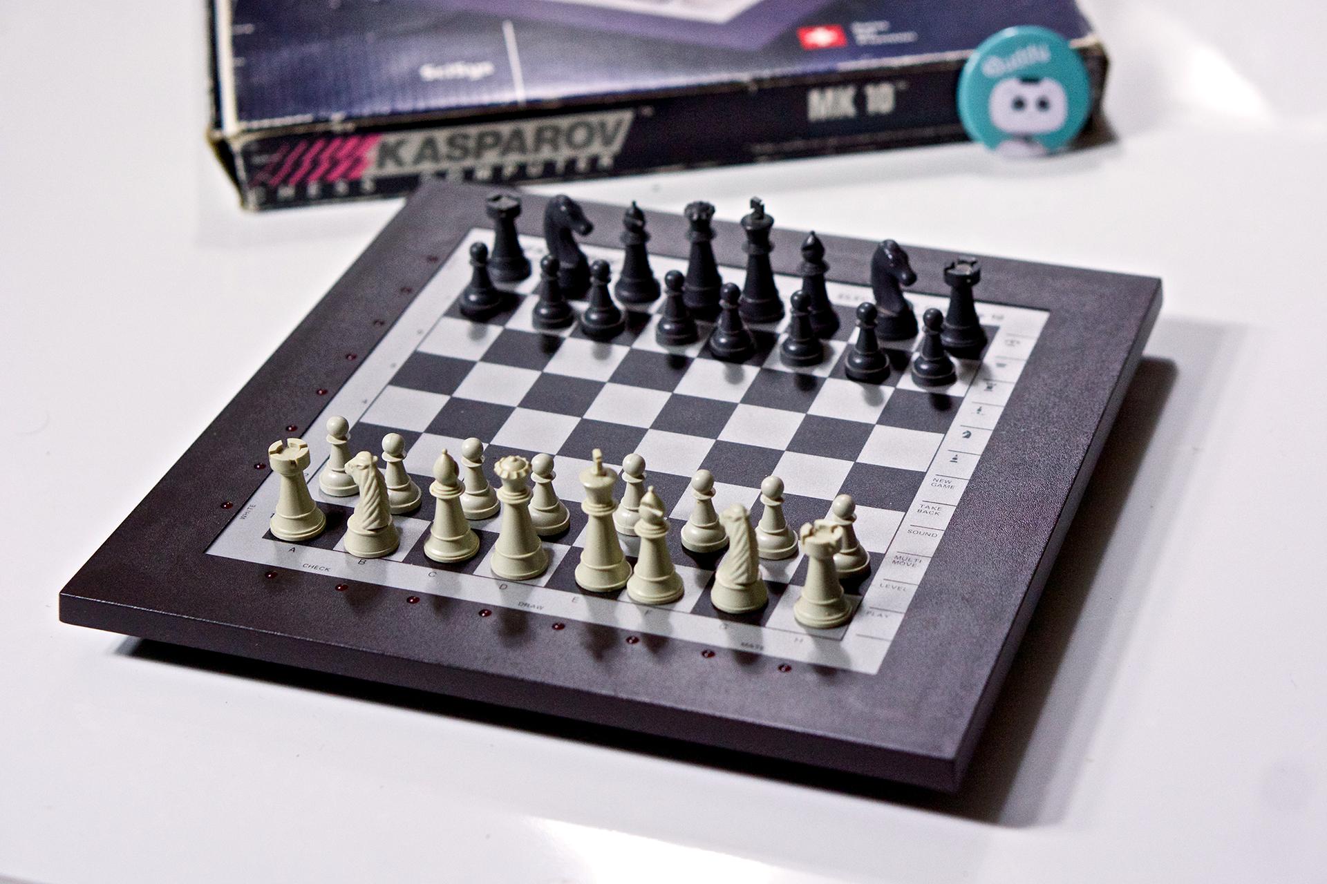 Kasparov Chess Computer MK 10