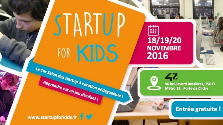 Startup for Kids organise un Mini-Hackathon !