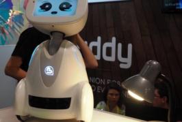 CES 2017 : Buddy, le robot grand public au prix d'un smartphone